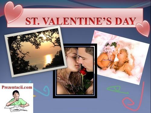 Подборка материалов на тему: День Святого Валентина